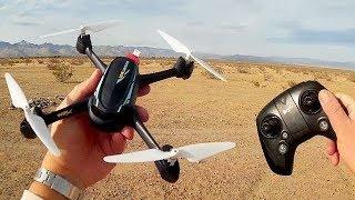 Hubsan H216A X4 Desire GPS FPV Explorer Drone Flight Test Review