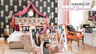 Schlafzimmer Makeover Oriental Bedroom 1001 Nacht Pure Velvet Interior Get the Look
