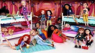 New Disney Princess  Barbie Size Dolls from Ralph Breaks the Internet Toys