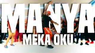 Mut4y   Manya (feat. Wizkid) | Meka Oku Choreography
