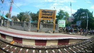 Avadi to Ambattur in a matter of seconds; Chennai Superfast