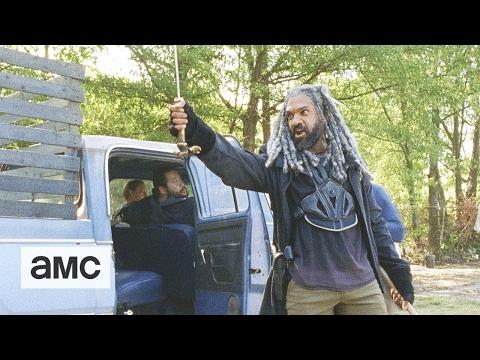The Walking Dead Season 7 (Featurette: On the New Worlds)