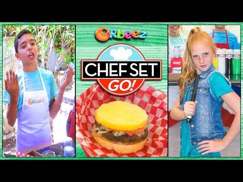 Chef Set Go