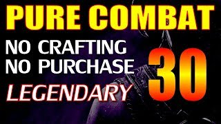 Extreme Skyrim Pure Combat Walkthrough NO CRAFTING Part 30: Archery Up to 80