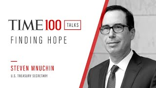 TIME100 Talks With U.S. Treasury Secretary Steven Mnuchin