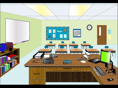 Ver vídeoLa Tele de ASSIDO - Inglés: The Classroom