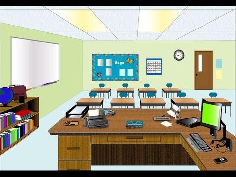 Watch videoLa Tele de ASSIDO - Inglés: The Classroom
