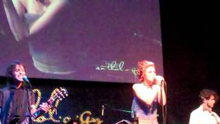 Anna Nalick performs Shine live at Anthology