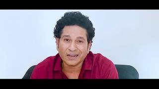 बदलकर अपना व्यवहार करें कोरोना पर वार - Sachin Tendulkar Video Message