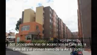 preview picture of video 'Venta Apartamento Montecarlo I Villas de Granada Noroccidente Bogotá Colombia'