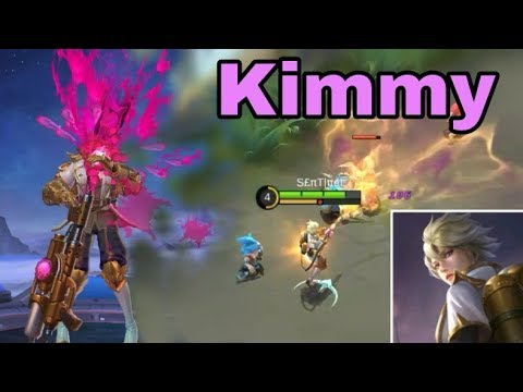 new hero kimmy ap vs ad mobile legends bang bang youtubefreevideos