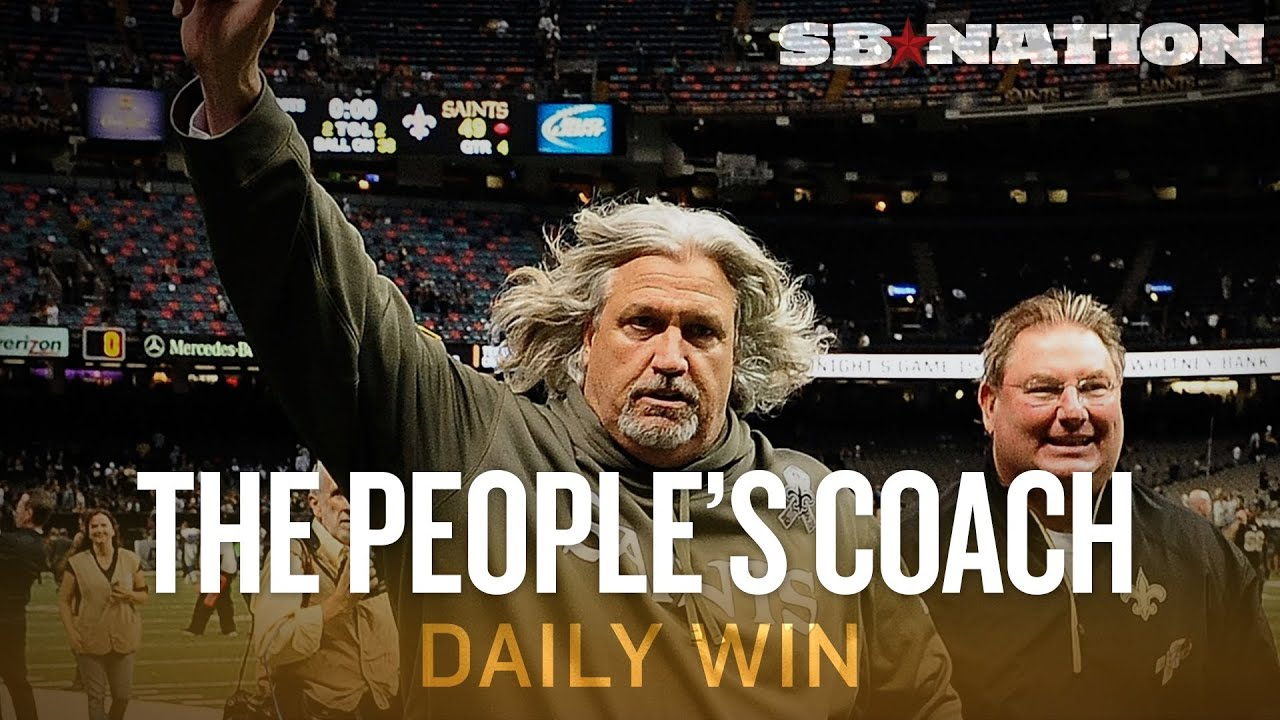 Rob Ryan: Party Animal and Coach of the People - The Daily Win thumbnail