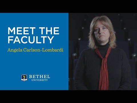 Meet the Faculty: Angela Carlson-Lombardi