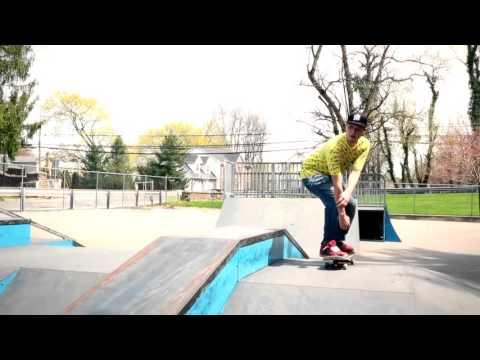 Nazareth Borough Skatepark Reel