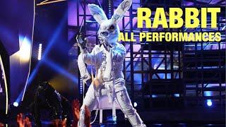 Rabbit All Performances & Reveal (Masked Singer)