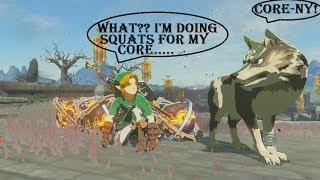 Ultimate Glitch!! Giant Ancient Core Farming!! Zelda BotW
