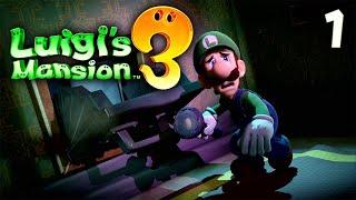 Luigi's Mansion 3 | Part 1 | The Last Resort Hotel