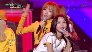뮤직뱅크 Music Bank - ON AIR -위걸스 (WeGirls).20180928