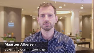 Maarten Albersen - Scientific Committee Chair