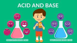 Acid and Base   Acids, Bases & pH   Video for Kids