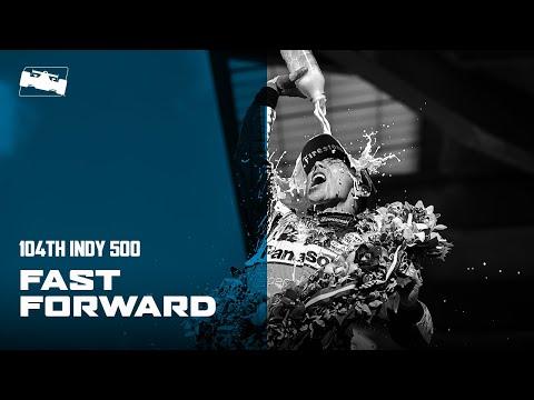 30分で見る!佐藤琢磨が優勝したインディ500ダイジェスト動画。2020 インディ500 決勝レースのハイライト動画