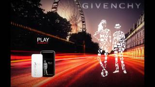 Live Action/2D Animation Perfume GIVENCHY