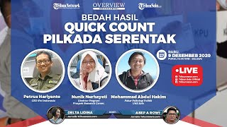 Overview: Bedah Hasil Quick Count Pilkada Serentak