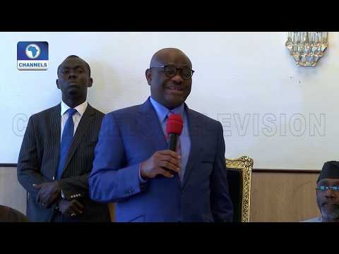 What Gov Wike Told Gbajabiamila During Rivers Visit