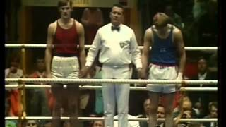 1972.XX Олимпиада.Бокс.Лемешев Вячеслав (СССР) vs Рейма Виртанен (Финляндия)