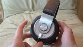 "Sony MDR-XB700 ""Extra Bass"" headphones overview and impressions"