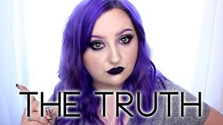 The REAL Truth about the NYX Face Awards | RawBeautyKristi