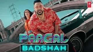 PAAGAL-BADSHAH ll New Letest MP3 Song 2019 ll Trending Song By Badshah ll
