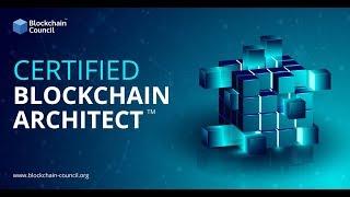 What is blockchain architect