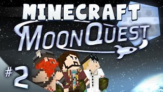 Minecraft - MoonQuest 2 - Simon's Spuds