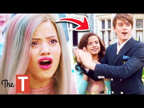The Sad Backstory Behind Audrey In Descendants 3