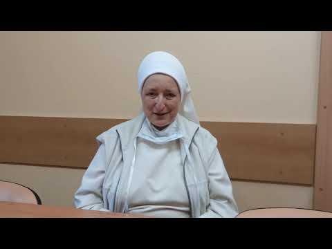 Poselství S. M. Konsoláty Mgr. Miroslavy Frýdecké, představené Domova Sv. Karla Boromejského