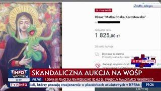 TVPiS oburzone, bo ktoś wystawił Matkę Boską Kermitowską na WOŚP.