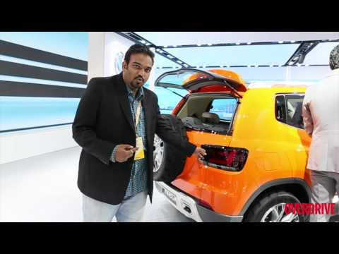 Volkswagen Taigun Concept makes Asian debut at 2014 Auto Expo