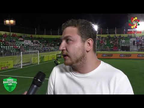 Türkiye - Portekiz karşılaşması sonrası Uğur Karakullukçu ile maçı değerlendirdik.