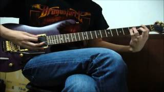 DRAGONFORCE - Ring Of Fire (Guitar Cover)