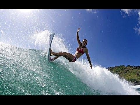 hqdefault - Surf, un deporte increible...