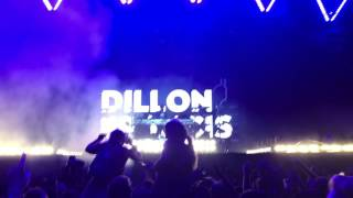Dillon Francis - This Is What You Came For (Remix) @ Coachella 2017 (Day 1, Weekend 1)