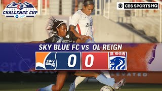 2020 NWSL Highlights: Sky Blue FC vs OL Reign | CBS Sports HQ
