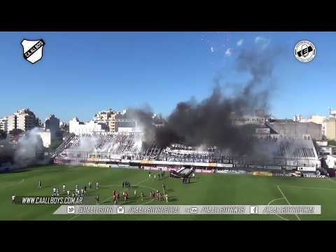 """Resumen: All Boys 2 - 3 Atlanta - 11ma Fecha - 1° B Metropolitana 2018/19 - (21/11/2018)"" Barra: La Peste Blanca • Club: All Boys"
