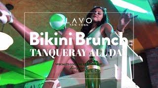 The Launch of LAVOs Bikini Brunch