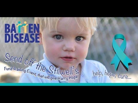 Video Harry's Batten Disease Awareness Video