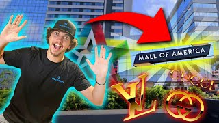 Exploring the BIGGEST MALL in AMERICA!!