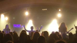 Absu - A Shield With an Iron Face - Live - Glasgow - 12/12/2016