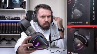 Neue Ortungskopfhörer für Gegner?? Asus ROG Delta & Delta Core Headset im Vergleich