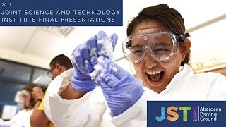 2019 ORISE Joint Science and Technology Institute Final Presentations